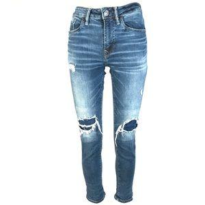 AE slim jeans 28x28